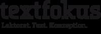 Dieses Bild zeigt das Logo von Textfokus.
