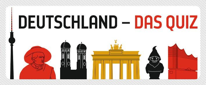 Lektorat für den moses. Verlag: Deutschland – das Quiz