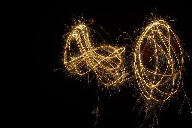 """Wie schreibt man """"ein gesundes neues Jahr""""? Groß oder klein?"""